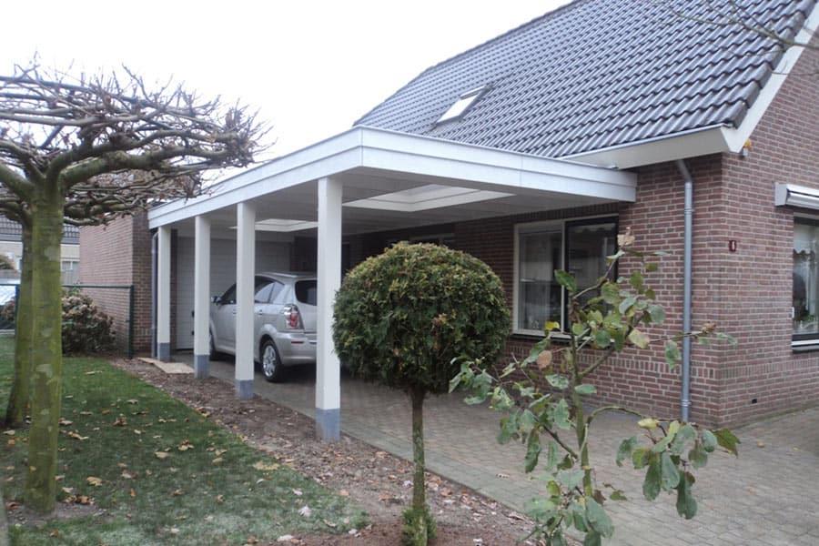 Houten Carport