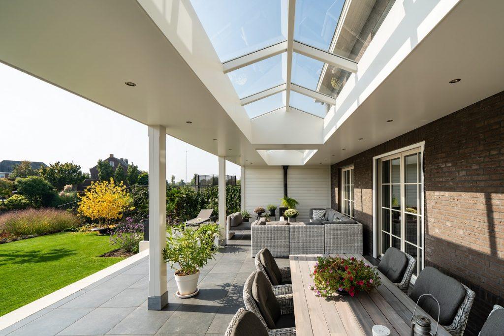 Tuinkamer cuijk klassieke veranda - klassieke veranda