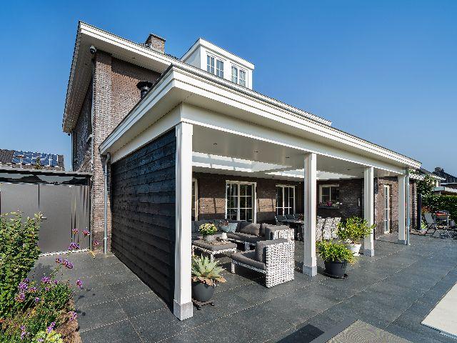 Tuinkamer cuijk klassieke veranda3 - klassieke veranda