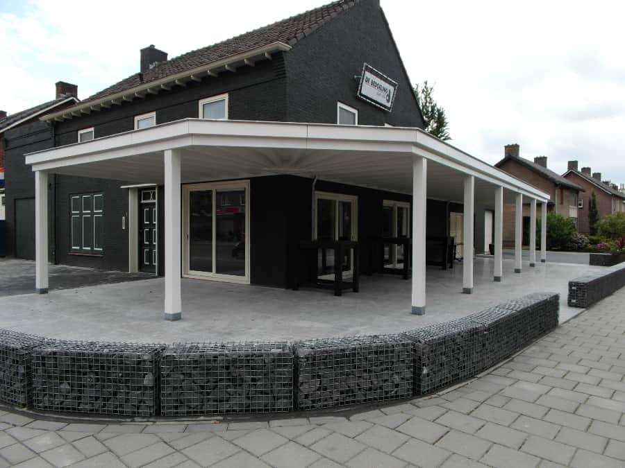 Café gemert klassieke veranda