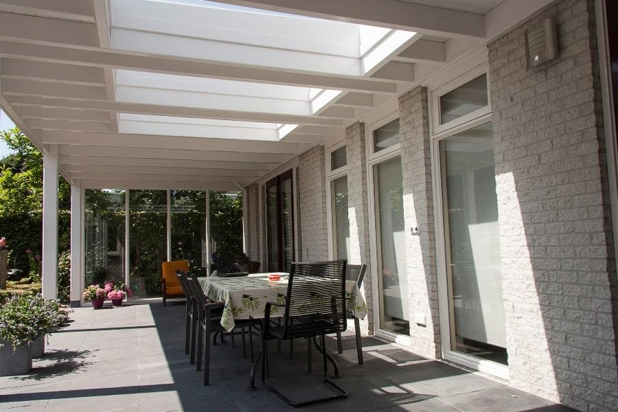 Klassieke veranda schijndel oud hollands plafond